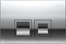 Кнопка смыва Geberit Delta 50 115.135.21.1 хром