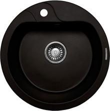 Мойка кухонная Lava R3 черная