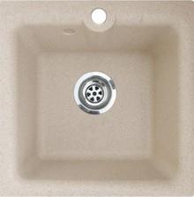 Мойка кухонная GranFest Practic GF-P420 песочный