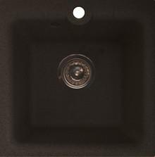 Мойка кухонная GranFest Practic GF-P420 черный