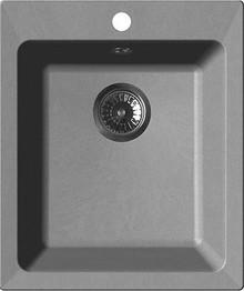 Мойка кухонная GranFest Practic GF-P505 серый