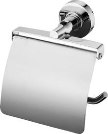 Держатель туалетной бумаги Ideal Standard IOM с крышкой