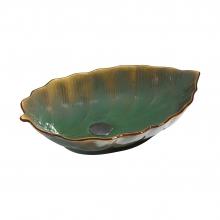 Раковина-чаша Artik 2430 зеленый лист