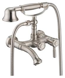 Смеситель Zorg Antic A 200W-SL для ванны с душем