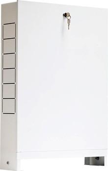Сантехнический шкаф Stout ШРН-1 1-5 выходов, наружный
