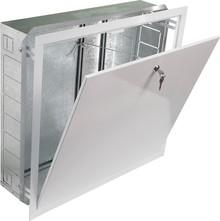 Сантехнический шкаф Stout ШРВ-2 6-7 выходов, встраиваемый