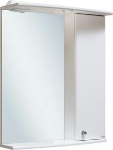 Зеркало-шкаф Runo Ирис 55 R