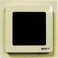 Терморегулятор Devi Touch ivory кремовый