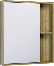 Зеркало-шкаф Runo Эко 52