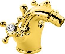 Смеситель Bugnatese Lady 944DO для биде, золото