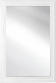 Зеркало Style Line Лотос 60 Люкс, белое