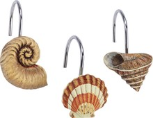 Крючок для шторы Avanti Seaside Vintage 13827G