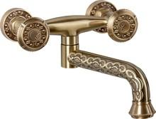 Смеситель Bronze de Luxe 10113 для раковины