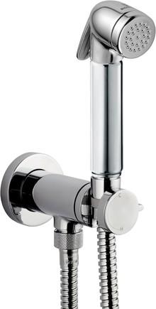 Гигиенический душ Bossini Talita E37006B.030 со смесителем, хром
