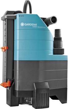 Дренажный насос Gardena Comfort Aquasensor 13000 для грязной воды