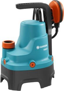 Дренажный насос Gardena 7000/D для грязной воды