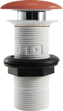 Донный клапан для раковины ArtCeram ACA038 rosso corallo