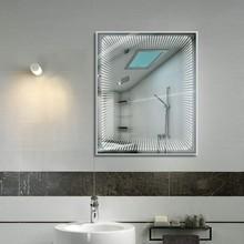 Зеркало Dubiel Vitrum Wenecja 100x75 с подсветкой