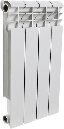 Радиатор алюминиевый Rommer Profi 500 4 секций