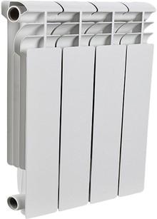 Радиатор биметаллический Rommer Profi Bm 350 4 секций