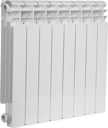 Радиатор алюминиевый Sira Emilia 500 8 секций