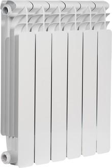 Радиатор биметаллический Sira Alice Bimetallico 500 6 секций