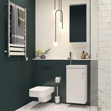 Мебель для ванной Velvex Klaufs 40.1D белая