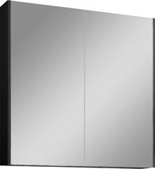 Зеркало-шкаф Velvex Klaufs 80 черное