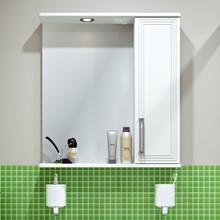 Зеркало-шкаф Runo Олимпия 60