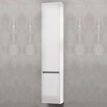 Шкаф-пенал Акватон Стоун L, подвесной, белый глянец