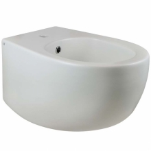 Биде AeT Dot 2.0 S556T1R1V1101 подвесное Белое матовое